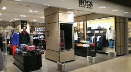 Hugo Boss Barajas