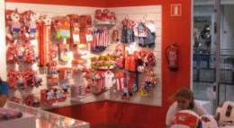 Tienda Atlético de Madrid - Alcorcón